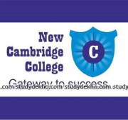 New Cambridge College Logo