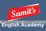 Samit's English Academy Logo