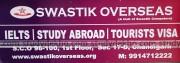 SWASTIK OVERSEAS Logo