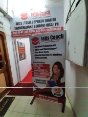 IELTS COACH Logo