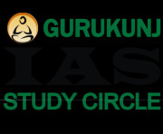 GURUKUNJ IAS Study Circle Logo