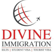 DIVINE IMMIGRATION SERVICES Logo