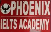 Phoenix ielts academy Logo