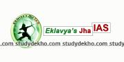 Eklavya's Jha IAS Logo