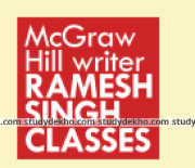 Ramesh Singh Classes Logo