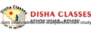 Disha Classes Logo