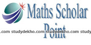 Maths Scholar Point Logo