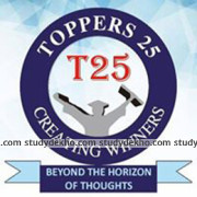 Toppers25 Logo