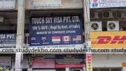 Touch Sky Visa Pvt. Ltd. Logo