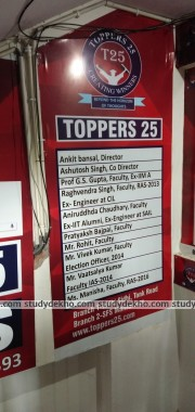 Toppers 25 Images