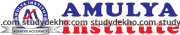 Amulya Institute Logo