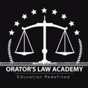 Orator's Law Academy Logo