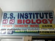 B.S Institute Logo
