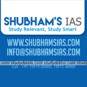 Shubham's Initiative for IAS Logo