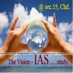 THE VISION IAS STUDY Logo
