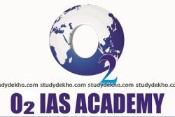 O2 IAS Academy Logo