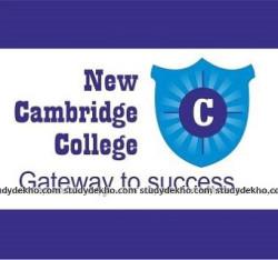 New Cambridge College Logo
