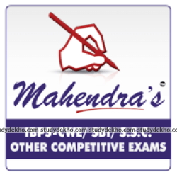 Mahendra's Institute Logo