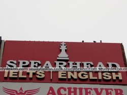 Spearhead IELTS Logo