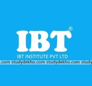 IBT INSTITUTE PVT. LTD Logo