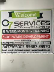O7 SERVICES Logo