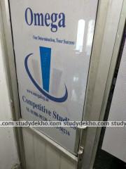 OMEGA Studies Logo