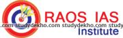 RAOS IAS Institute Logo