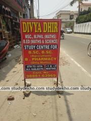 Divya Dhir Logo