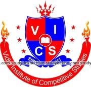 V.I.C.S. ENGLISH Logo