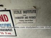 ECOLE Institute Logo