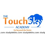 The TouchSky Academy Logo