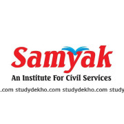 Samyak An Institute for Civil Services Logo