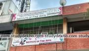 Institute of Fine Arts Logo