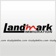 Landmark Immigration Logo
