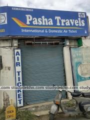 PASHA TRAVELS Logo