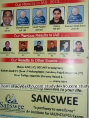 Sanswee IAS Gallery