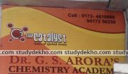 Dr. G.S. Arora's Chemistry Classes Gallery