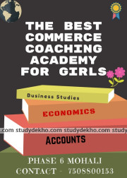 Commerce Coaching for girls Gallery