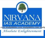 Nirvana IAS Academy Logo
