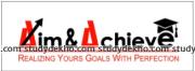 Aim & Achieve Logo