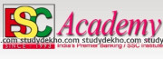 BSC Academy Mukherjee Nagar Logo