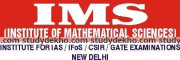 IMS (Institute of Mathematical Science) Logo