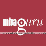 MBA Guru Arya School Lane CP Center Logo