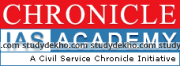 Chronicle IAS Academy Logo