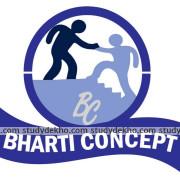 Bharti Concept Logo