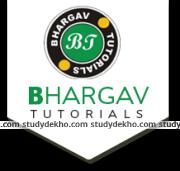 Bhargav Tutorials Logo
