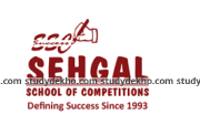 Sehgal School Of Competitions Logo