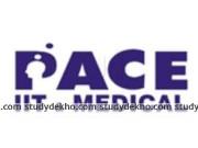 Pace IIT & Medical Logo