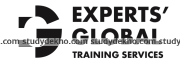 Experts Global Training Logo