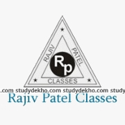 Rajiv Patel Classes  Logo